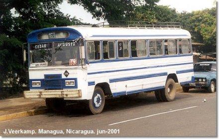 Rosmo IFA bus