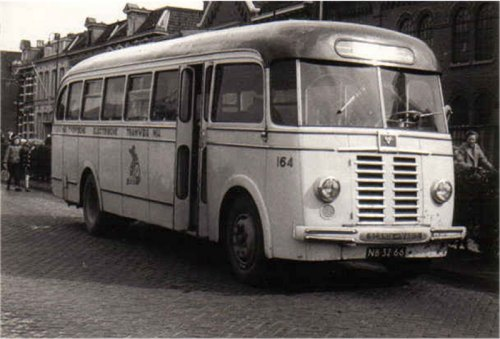 Scania Vabis Hondebrink tet 164 kl