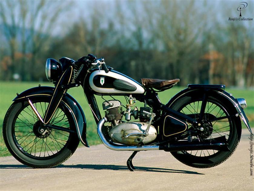 Vintage DKW SB 500