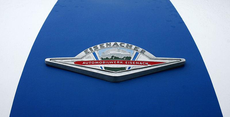 Wartburg 311 logotypia