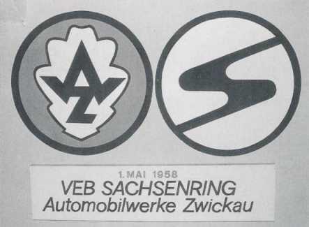 Z Die Enstehung des VEB Sachsenring Automobilwerke Zwickau