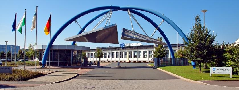 Zwickau Sachsenring (aka)