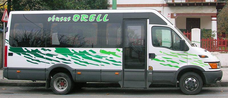 04 Iveco Daily S2000 minibus