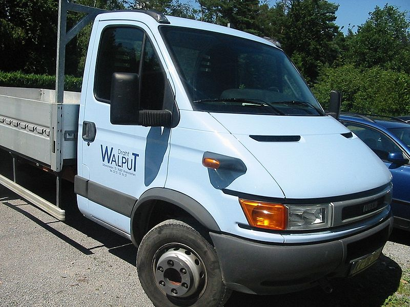 05 Iveco Daily S2000 Chassis-cab