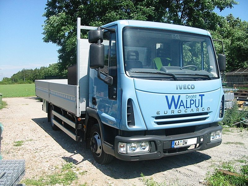 06 Iveco Eurocargo (2003 Restyle)