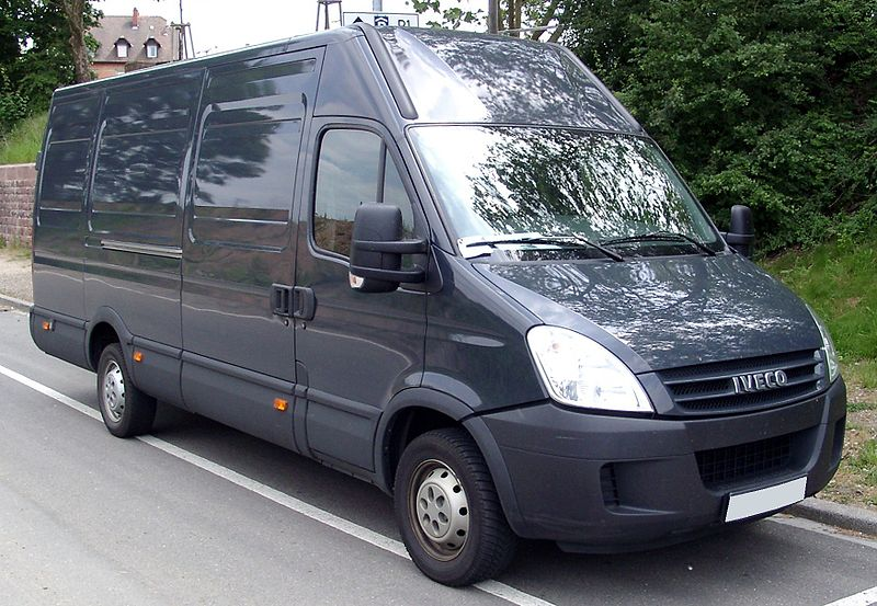 15 Iveco Daily