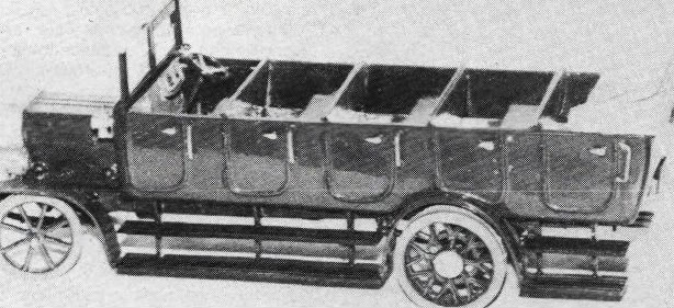 1914 KARRIER CHARABANC