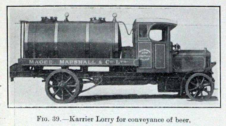 1922 IAE-Karrier
