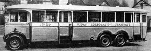 1924 Karrier six wheeler