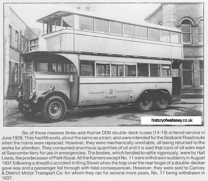 1928 Karrier DD6