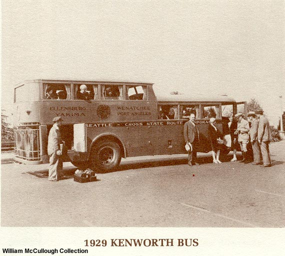 1929 kenworth bus