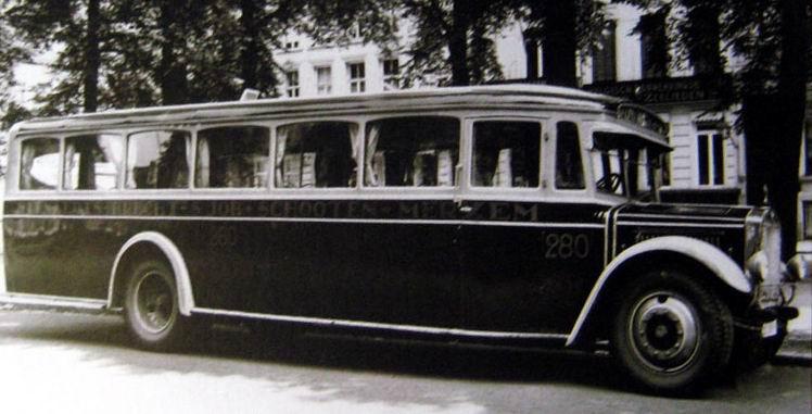 1930 jonckheere  mercedes benz