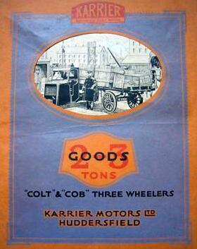 1931 Karrier 2 ad