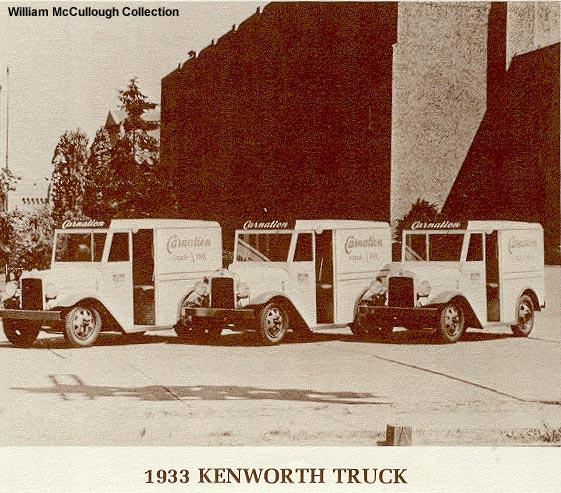 1933 kw trucks