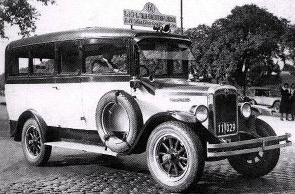 1935 International