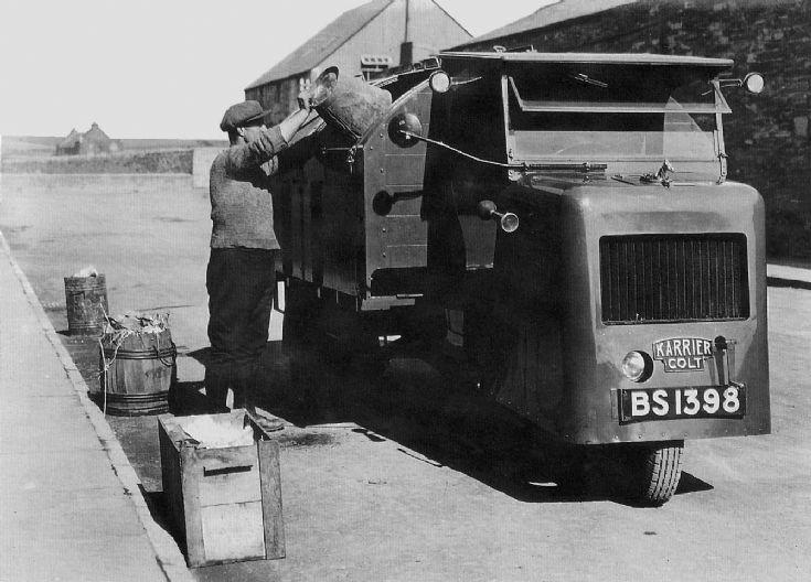 1935 Karrier Colt BS1398