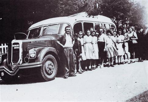 1936 Autocar Isobloc a Chalon sur Saone