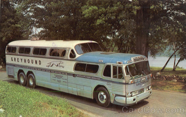 1937 Kenworth bus