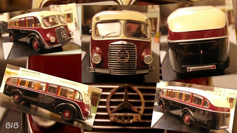 1938 Autocar de ligne Isobloc