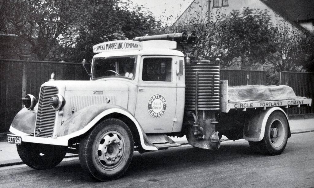 1938 Commer 5 Tonner