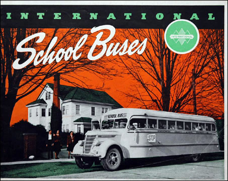 1938 International Harvester D-DS-30, D-DS-35, D