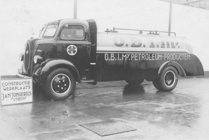 1938 Met tankopbouw van Jan Jongerius Utrecht