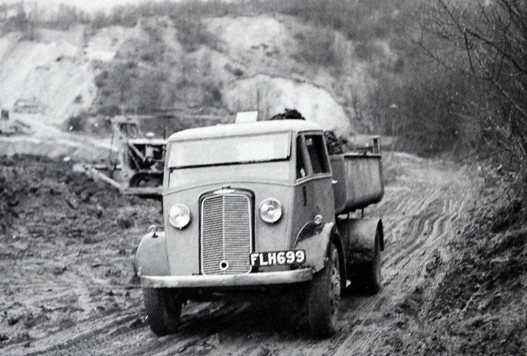 1938 Pre-War Commer Tipper