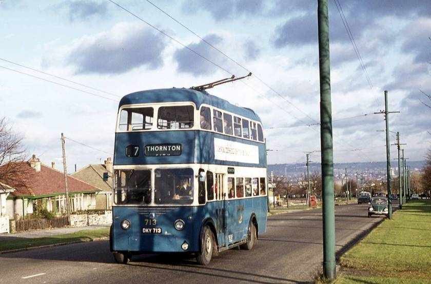 1945 Karrier W and rebodied by East Lancs H37-29F in 1960