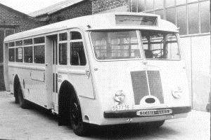 1946 Scania Vabis Jonckheere België
