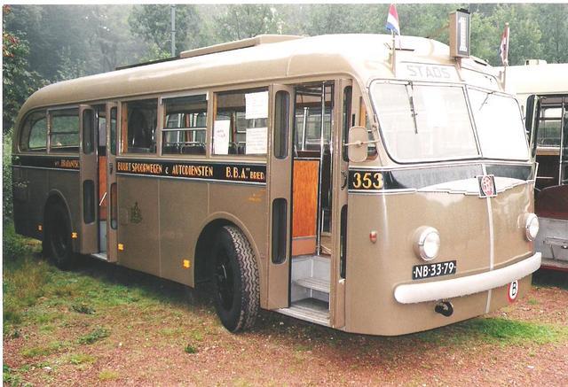 1947 BBA 353, Ford Transit 149-59 B, carrosserie Jongerius (V 8 benzinemotor 100 pk)