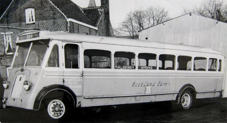 1948 Auto Miesse Jonckheere België