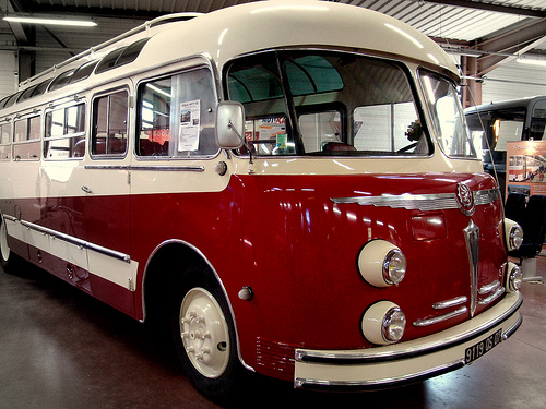 1948 Autocar Isobloc Museum