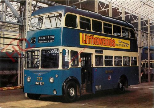 1948 Bradford Karrier W trolleybus