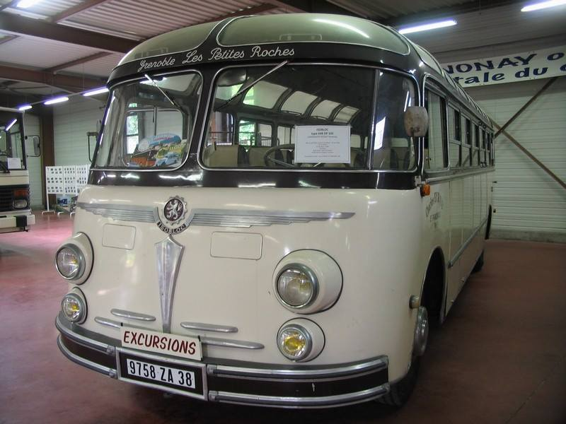 1949 Isobloc bus excursions