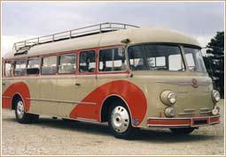 1950 Car Isobloc