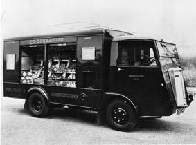 1950 Karrier Bantam Truck