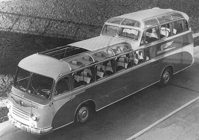 1950 Krauss-Maffei KMO 140 Kässbohrer