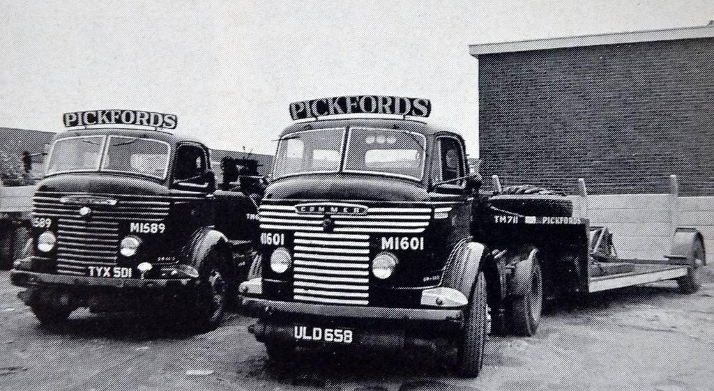 1951 Commer TS3 Tractors