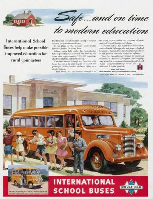 1951 International Harvester ICHBus2