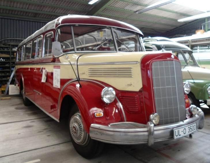 1951 Mercedes