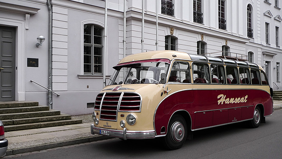 1951 Setra S 8 Hanseat Bus