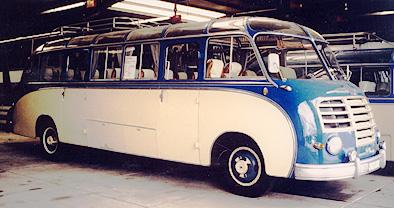 1951 Setra S 8 Käsbohrer a