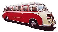 1951 Setra S 8 Kässbohrer