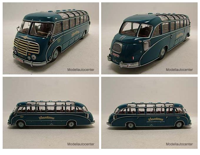 1951 Setra S8 blau Wahrenburg