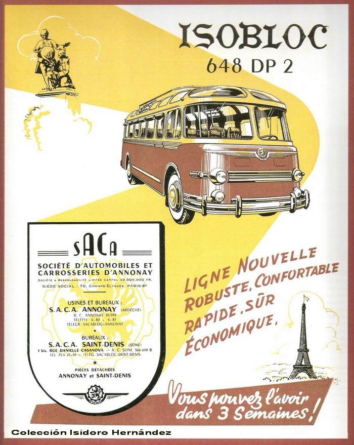 1952 Isidoro Isoblock 648 DP2 h0