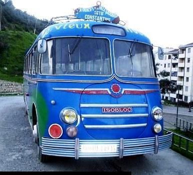 1952 Isoblock bleu