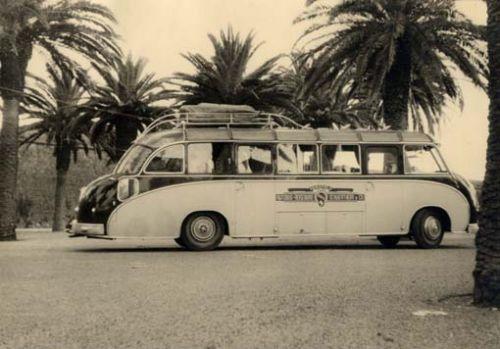 1952 Kässbohrer Setra S8 Nr21