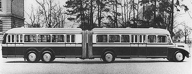 1952 MAN MKN 26 - Gelenkzug Kässbohrer
