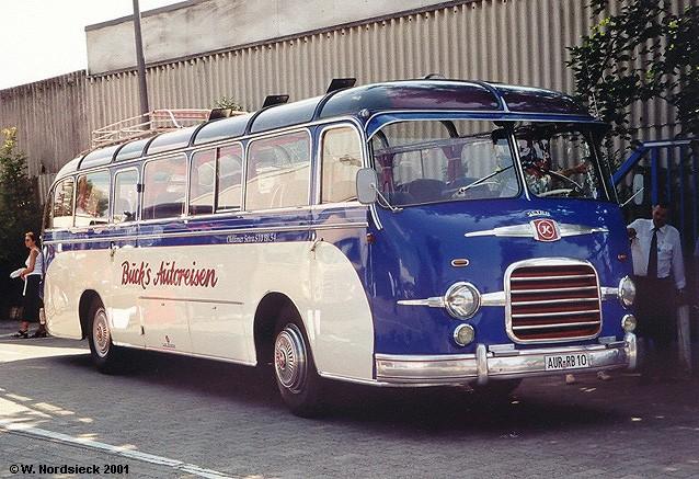 1953 Setra S 10 Reisebus