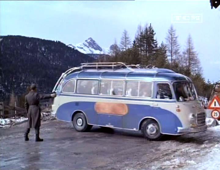 1954 Kässbohrer Setra S 6